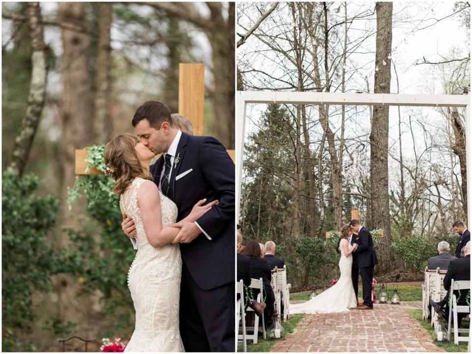 Wheeler House Photographer Wedding Ceremony