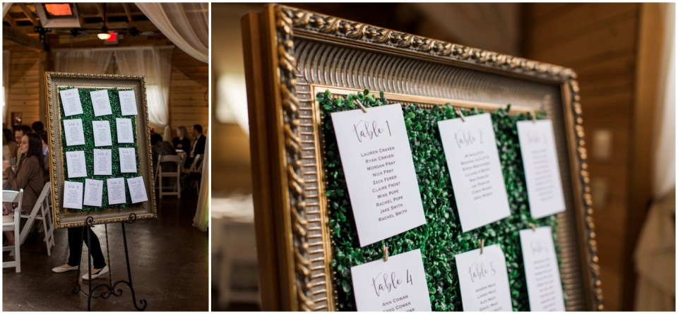 Wheeler House Photographer Reception Details
