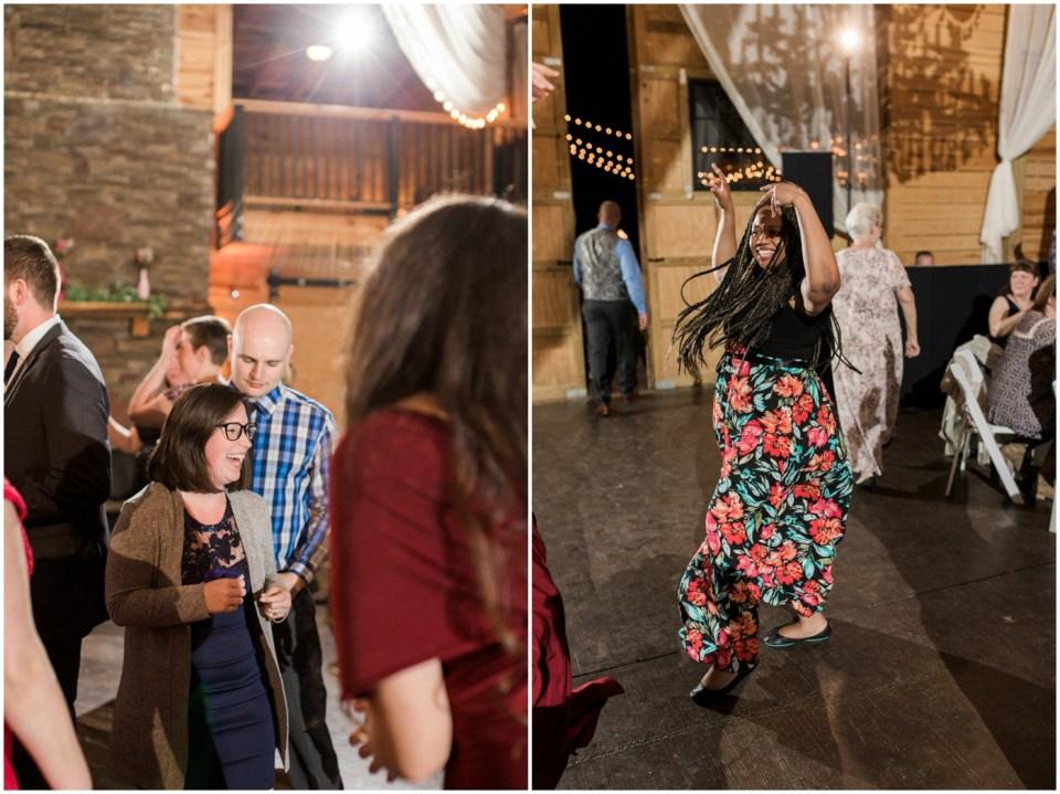 Wheeler House Photographer Reception Dancing Wedding