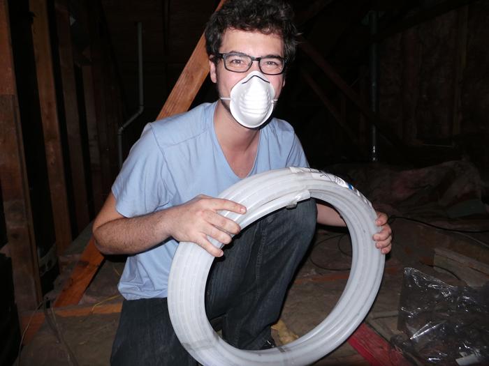 DIY Galvanized to PEX, No Blowtorch Required - Evan