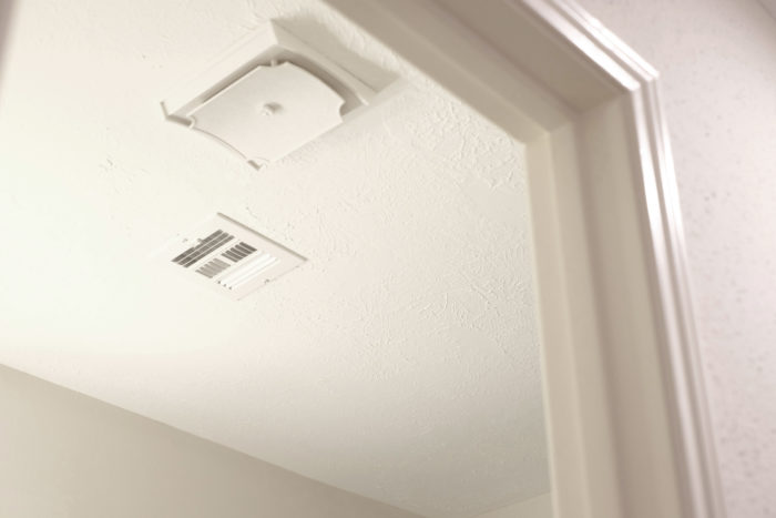 Spray Painting Vents To Match Your Ceiling Evan
