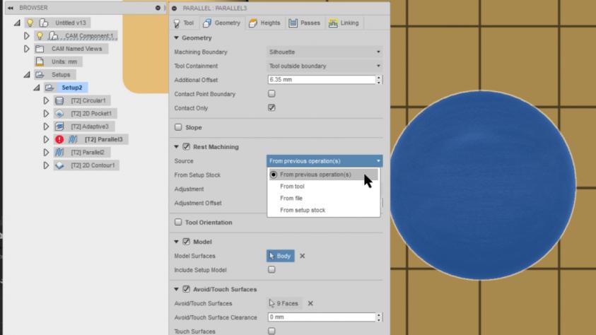 Fusion 360 CAM tutorial for CNC beginners - Evan & Katelyn