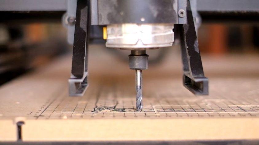 T-Track Clamp CNC Upgrade - Evan & Katelyn | Home DIY | Tutorials