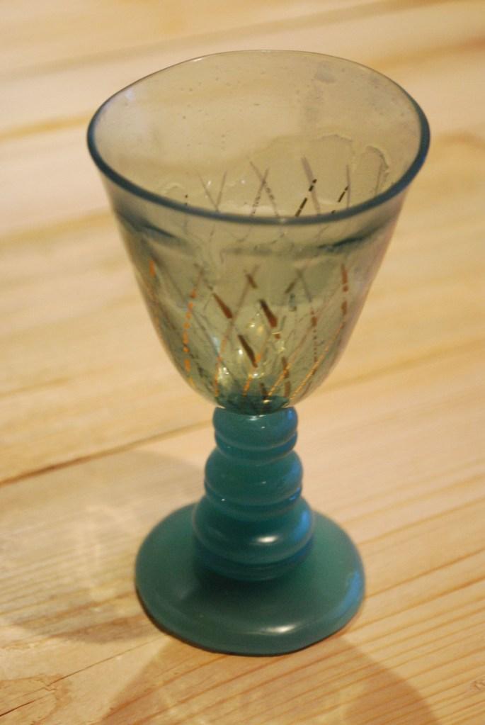 Jenia Gorfunkel - sherry glass