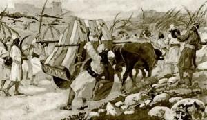 Uzzah and the Ark of God