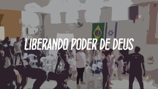 LIBERANDO PODER DE DEUS