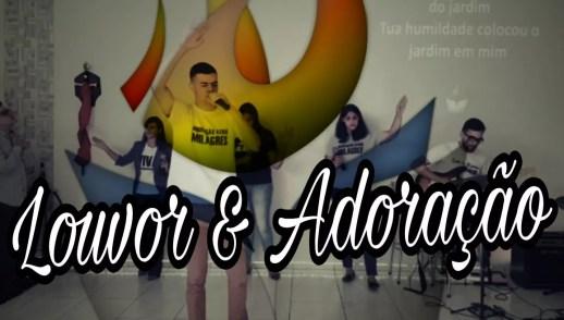 LOUVOR E ADORAÇÃO (12, Ago 2017)