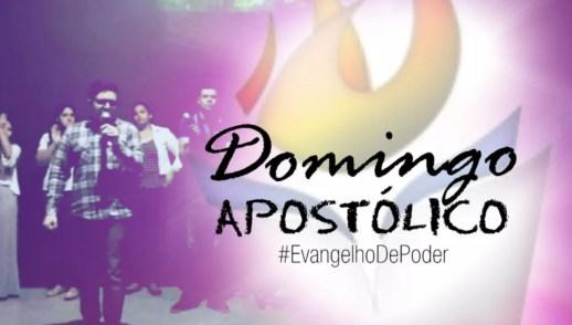 DOMINGO APOSTÓLICO - TEASER (10, Set 2017)