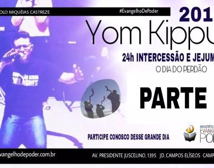 YOM KIPPUR /24H INTERCESSÃO 4 - SET/17