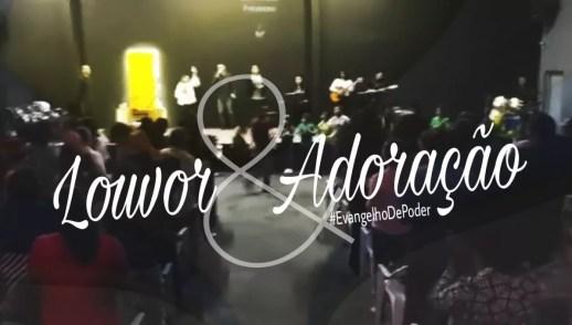 LOUVOR E ADORAÇÃO - SEXTA PROFÉTICA (20, Abr 2018)