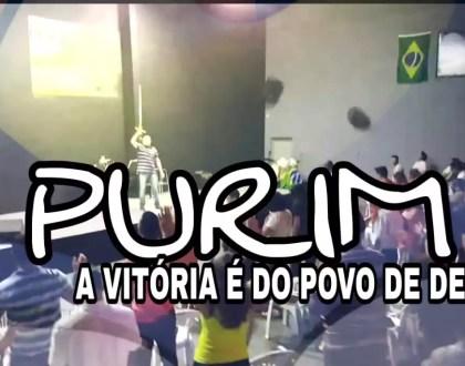 PURIM - A VITORIA É DO POVO DE DEUS