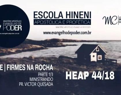 (HEAP 44/18) FIRME NA ROCHA 1/3 - PR. VICTOR QUESADA