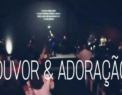 LOUVOR E ADORAÇÃO - DOMINGO APOSTÓLICO (16, SET 2018)