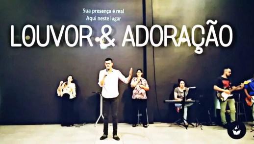 LOUVOR E ADORAÇÃO - DOMINGO APOSTÓLICO (11, NOV 2018)