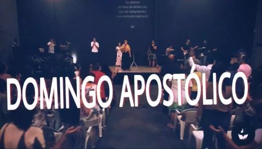 LOUVOR E ADORAÇÃO - DOMINGO APOSTÓLICO (23, DEZ 2018)