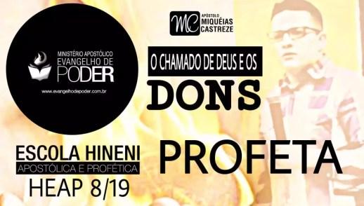 DONS | PROFETA Parte 1/2 - HEAP 8/19