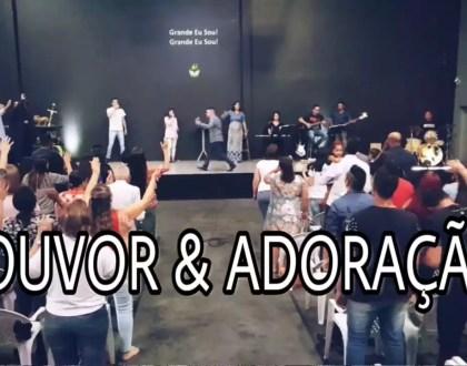 LOUVOR E ADORAÇÃO - DOMINGO APOSTÓLICO (27, JAN 2019)