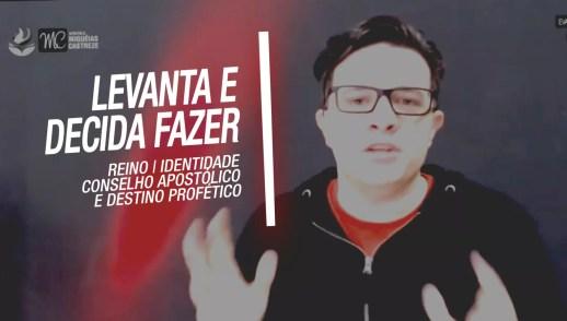 LEVANTA E DECIDA FAZER - PALAVRA DE PODER