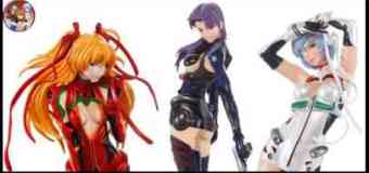 Asuka, Rei & Misato (Gathering Version)