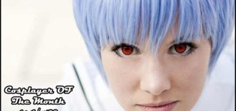 Cosplayer do Mês / Cosplayer Of The Month #2.1