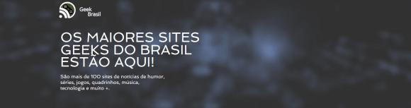 Geek Brasil Banner
