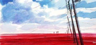 Site oficial de Rebuild of Evangelion é atualizado!