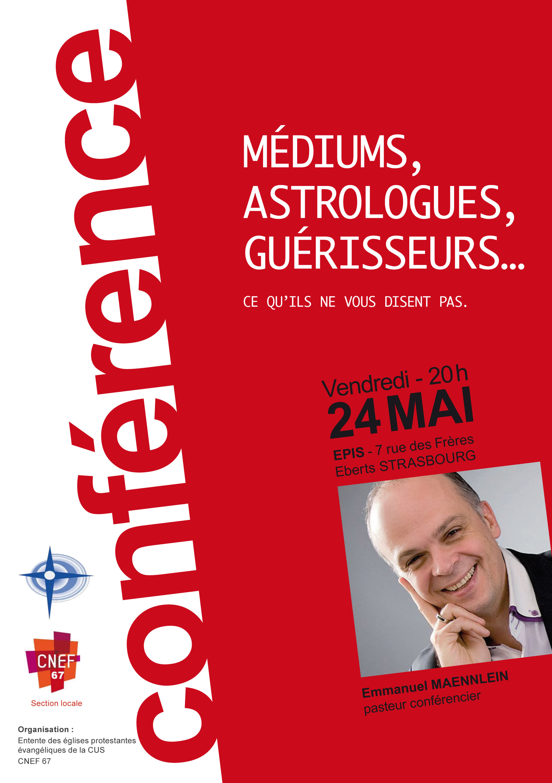 Conférence Mediums & Guerisseurs