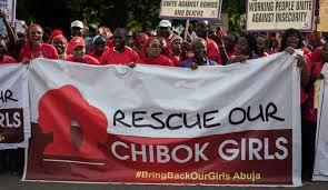 lycéennes kidnappées de Chibok