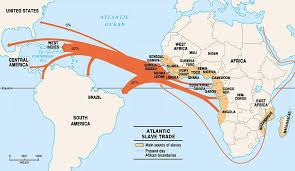Esclavage carte