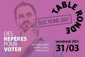 Table-ronde élections 2017