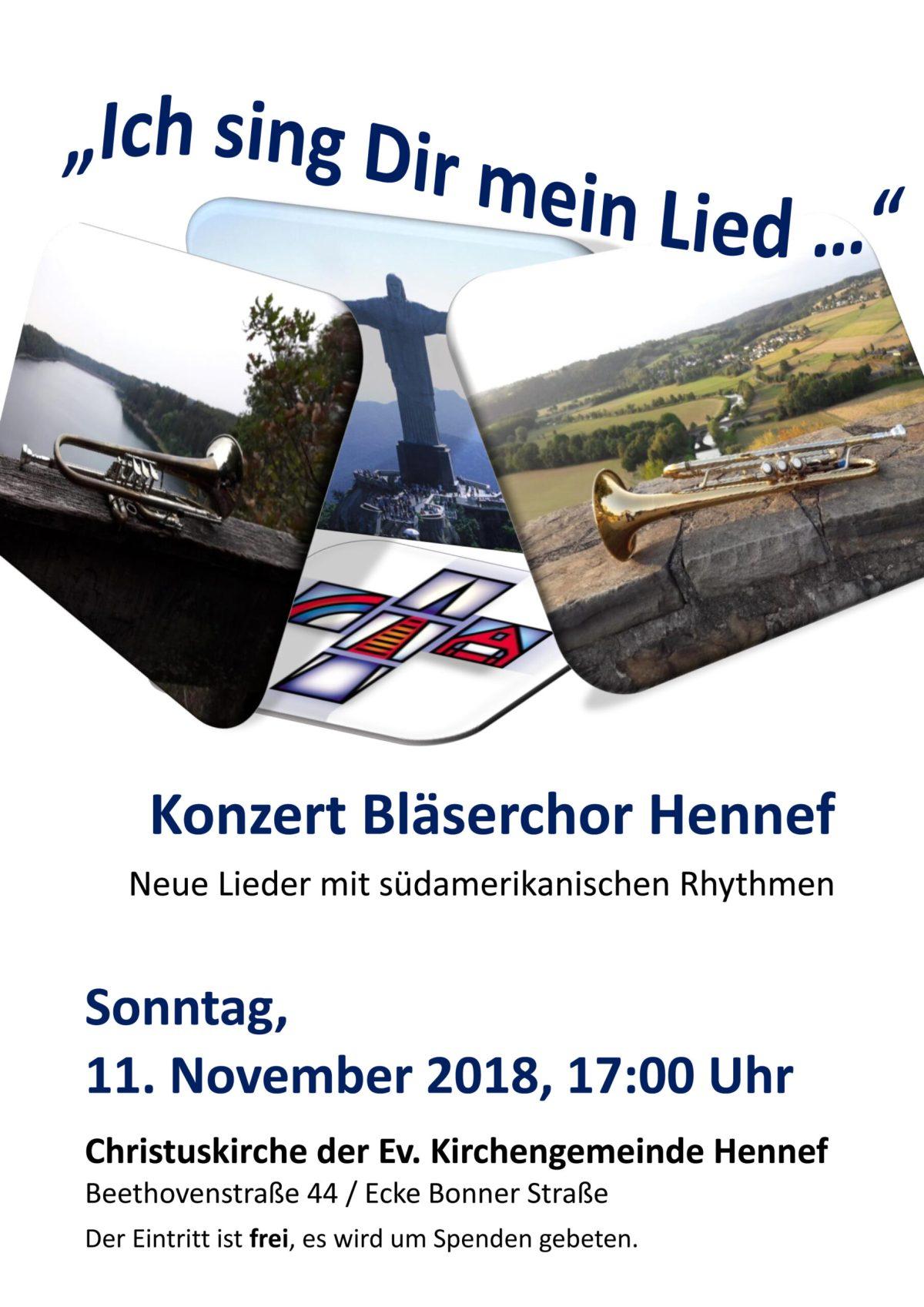 Plakat zur Einladung