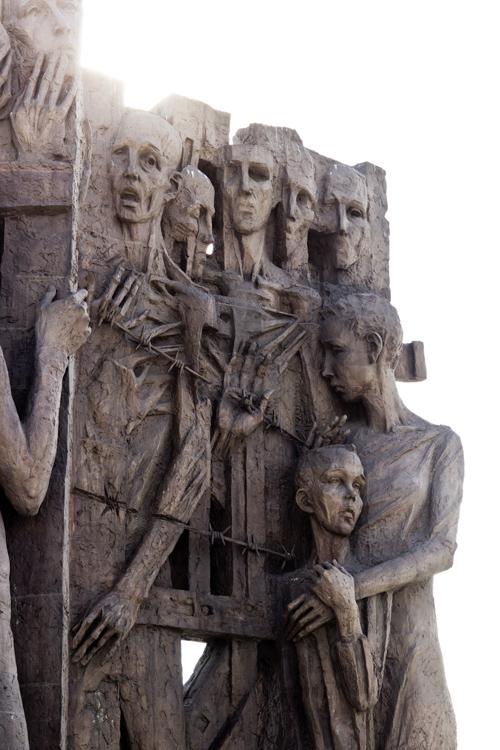 Die Gedenkststätte Maly Trostenez, Minsk