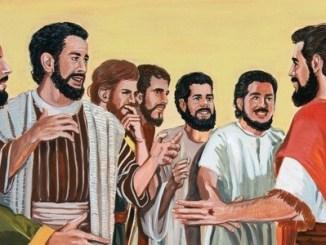 jesus ressuscite