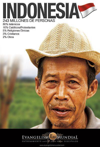 Imagen Evangelística de Indonesia (Gratis)