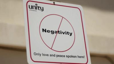 Avoiding Negativity