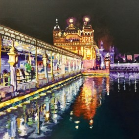 Golden Temple - SOLD