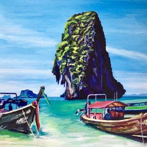 Railay Beach