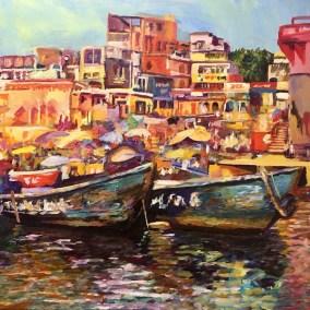 Varanasi (India)