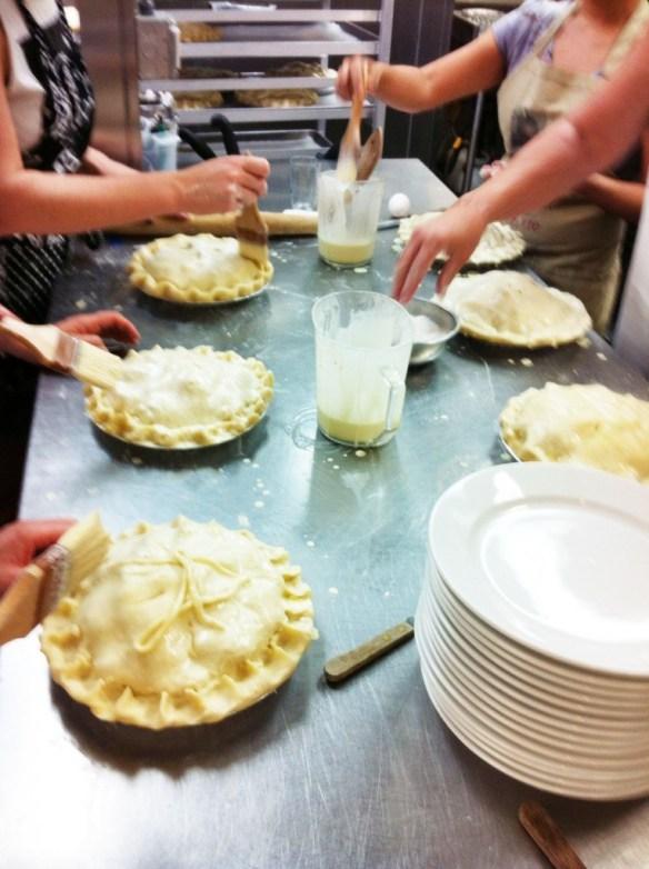 Pie class