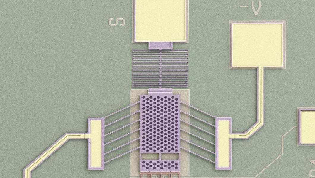 chevron actuator 1