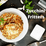 healthy zucchini pancakes recipe for weight loss Evan Lynch sports nutritionist & weight loss expert
