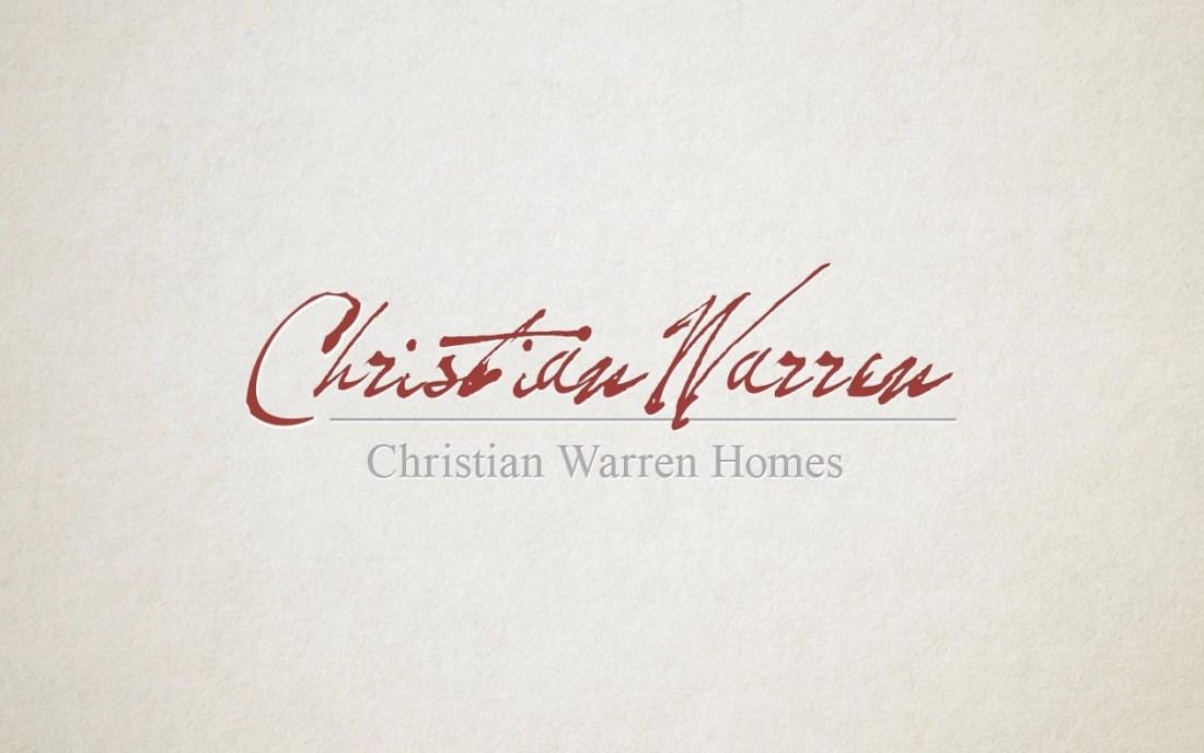 Custom Logo Design for Atlanta Home Builder by Atlanta Logo Designer Chip Evans