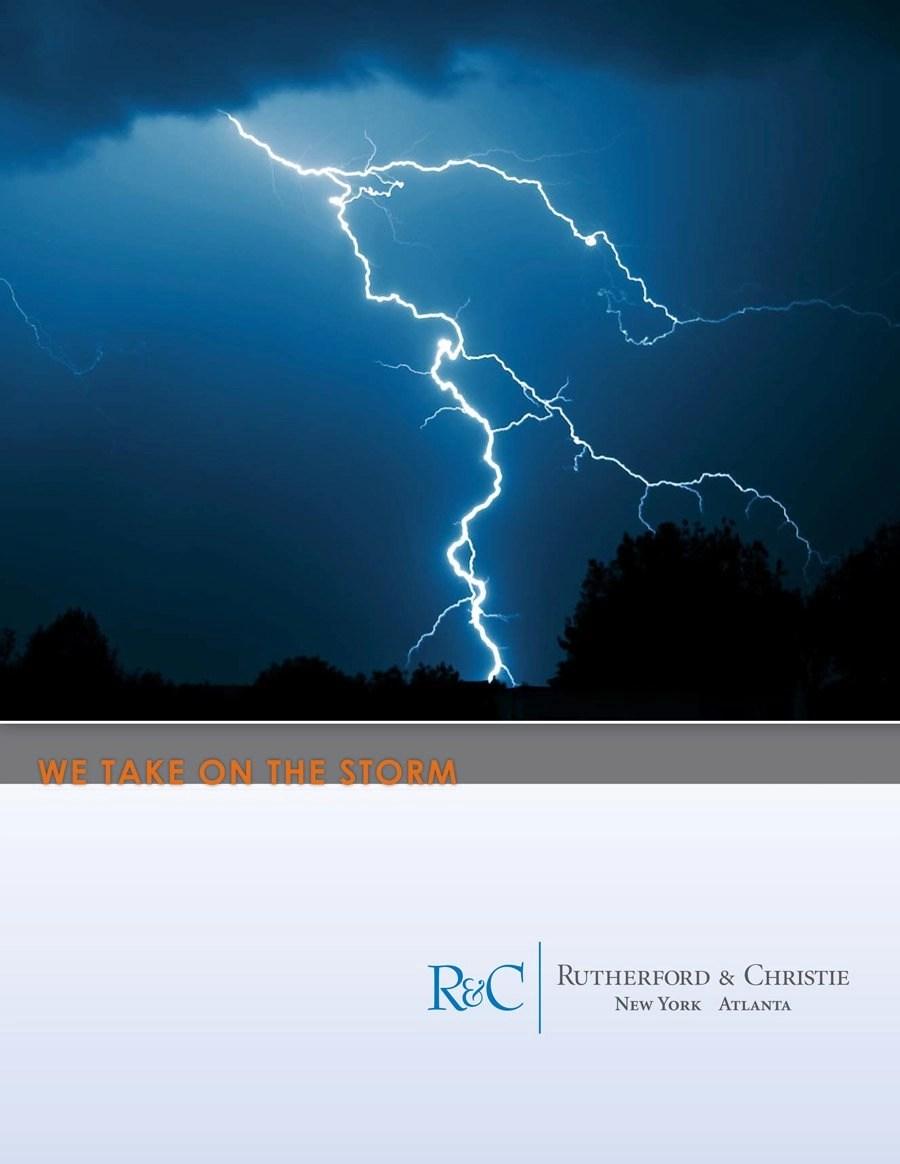 Law Firm Brochure Design - Oversized Brochure - Pocket Folder with Inserts