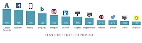 2018 Marketing Budget Strategies: Background