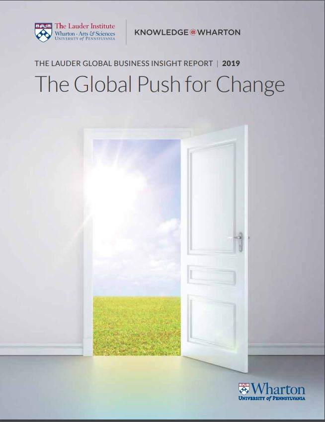 Worldwide Quest for Change