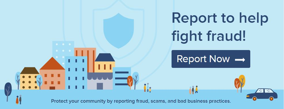 New FTC Web Site to Report Fraud