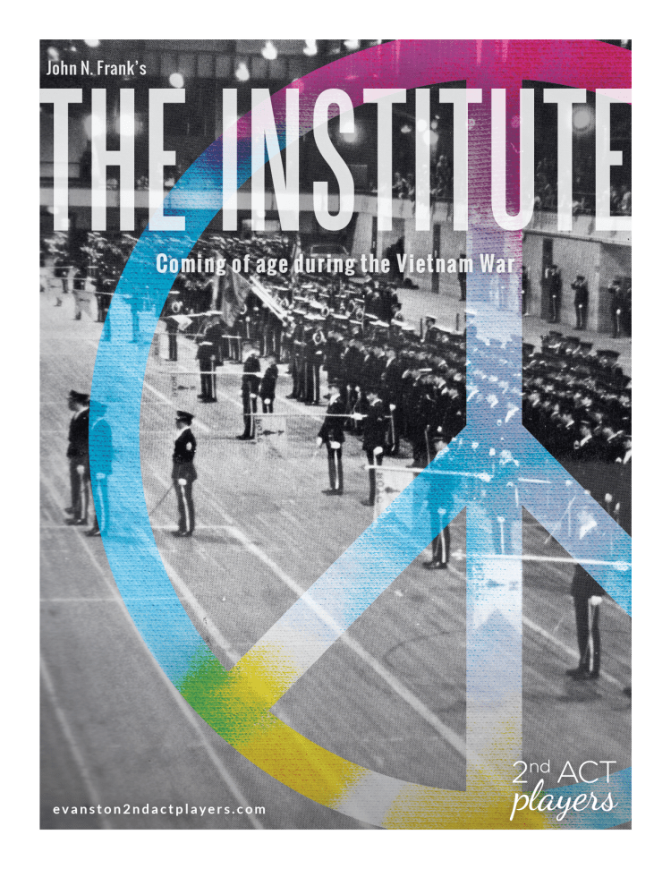 The first play in our new home will be the drama, The Institute.