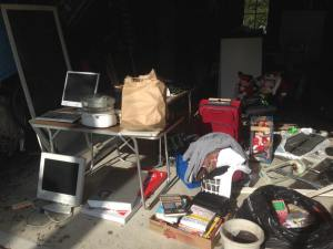 Time for the annual 2nd act Players Yard Sale!!! Donate today.