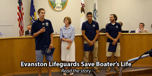 Lifeguards Honored