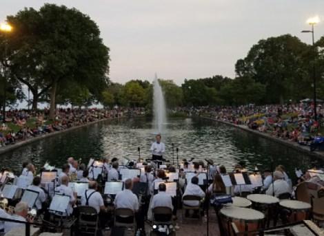 July 4 concert